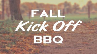 Fall Kick Off & BBQ