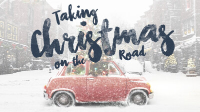 Taking Christmas On The Road