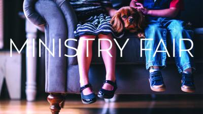 Adult Ministry Fair - Fall Kick Off