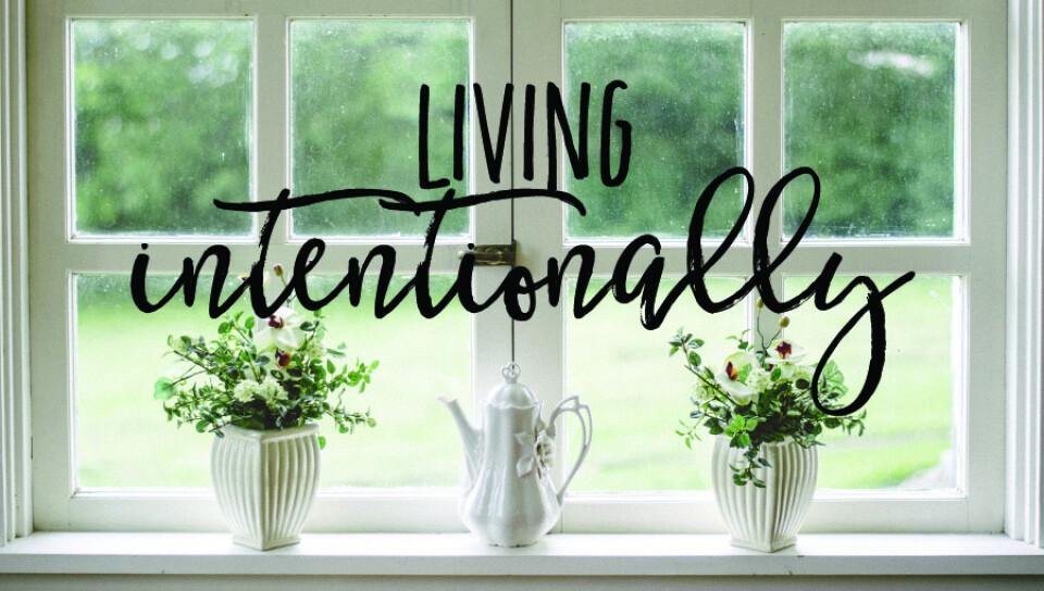 Living Intentionally for Women