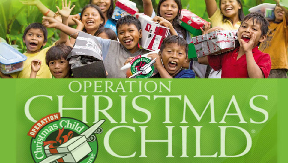 Operation Christmas Child Drop Off.Operation Christmas Child Drop Off Week Woodridge Church