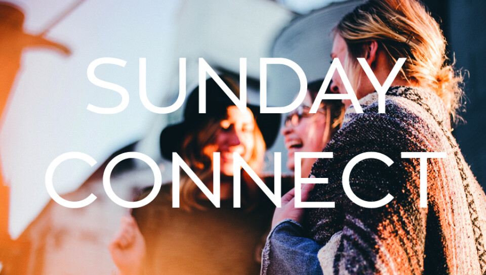 Sunday Connect