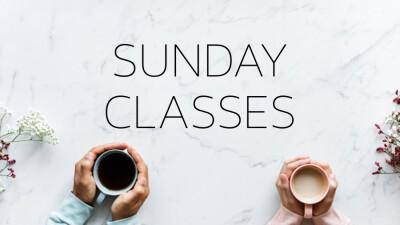 9 a.m. Sunday Mornings