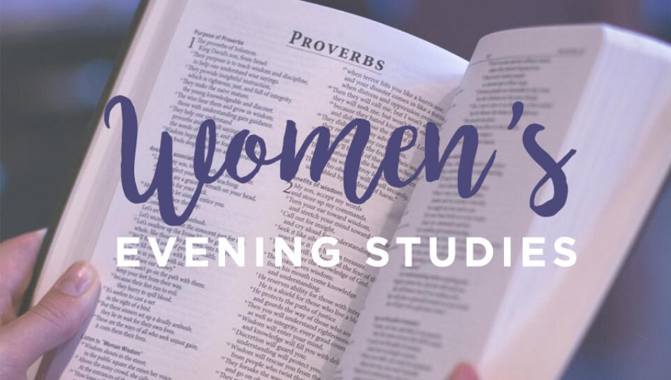 Monday Night Women's Study