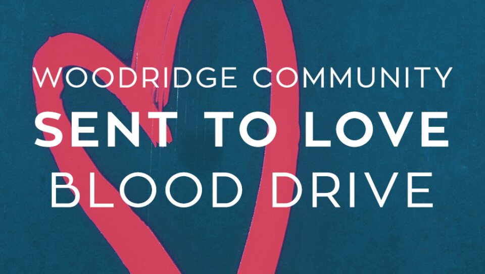 Sent to Love Blood Drive