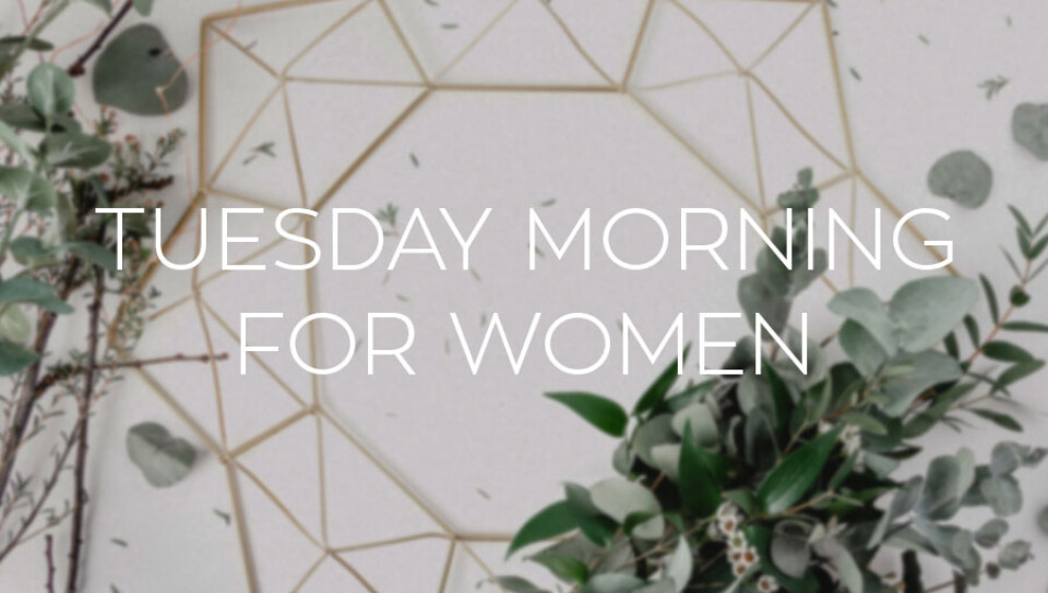 Tuesday Morning Women's Classes