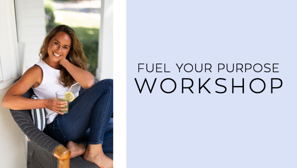 Fuel Your Purpose Nutrition Worshop