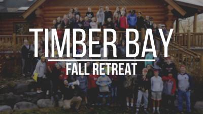 Middle School Timberbay Fall Retreat